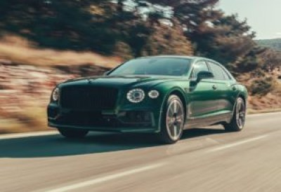 Bentley Flying Spur Photos