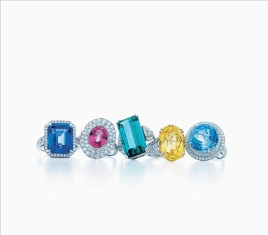 STATEMENT COLOUR RINGS