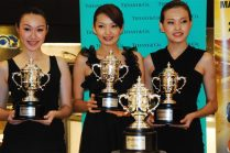Tiffany & Co Trophies for 2012 Malaysian F1 - 13