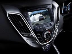 Hyundai Veloster - 132 Veloster Interior