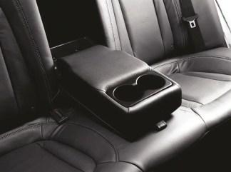 KIA Optima K5 - 136 Rear Seat Cup Holder