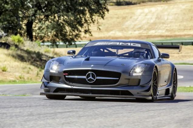 Mercedes SLS AMG GT3 (45th-Anniversary) - 10