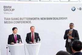 Tian Siang Premium Auto BMW 4S Dealership - 03