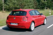 BMW 1-Series (2012) - 08