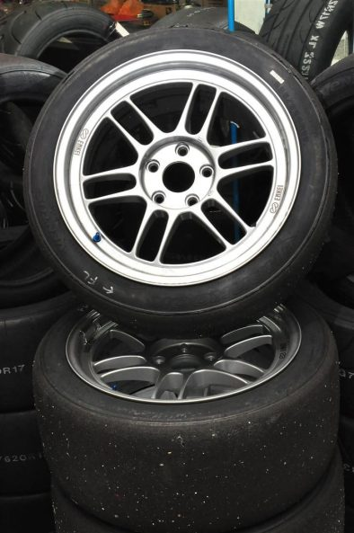 Hankook Ventus Full-Slick - 02
