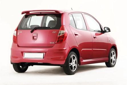 Hyundai i10 Colourz - 14 Pink