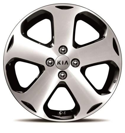 KIA Rio - 41 17 inch Alloy Wheel(SX Only)
