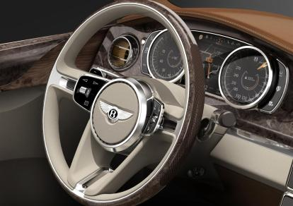 Bentley EXP 9 F Concept - 06