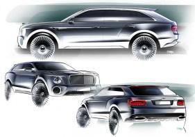 Bentley EXP 9 F Concept - 26