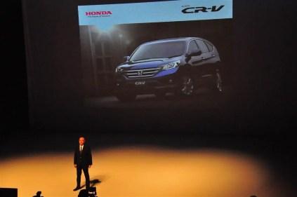 Honda CR-V (2013) - 024