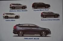 Honda CR-V (2013) - 030
