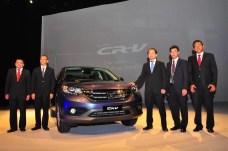 Honda CR-V (2013) - 040