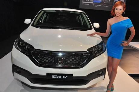 Honda CR-V (2013) - 056