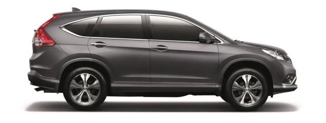Honda CR-V (2013) - 108 Polished Metal Metallic