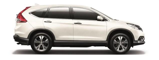 Honda CR-V (2013) - 109 Taffeta White