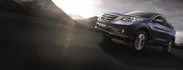 Honda CR-V (2013) - 113