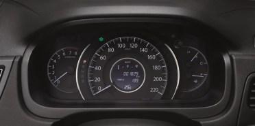 Honda CR-V (2013) - 124 Multiplex Meter