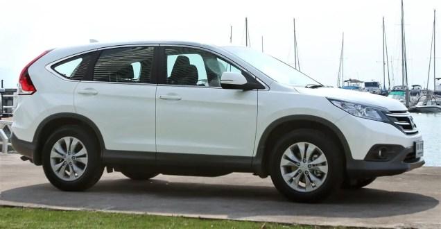 Honda CR-V (2013) - 03