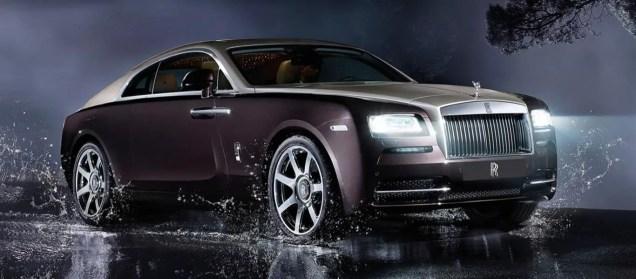 Rolls Royce Wraith (2013) - 01