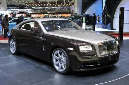 Rolls Royce Wraith (2013) - 19