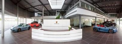 Porsche Centre Penang_Interior