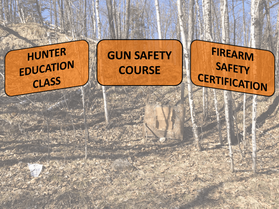 Learning to Hunt | Part 1: How to Take Your Gun Safety Course
