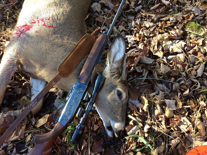 hunting skills