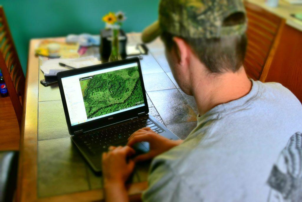desktop scouting