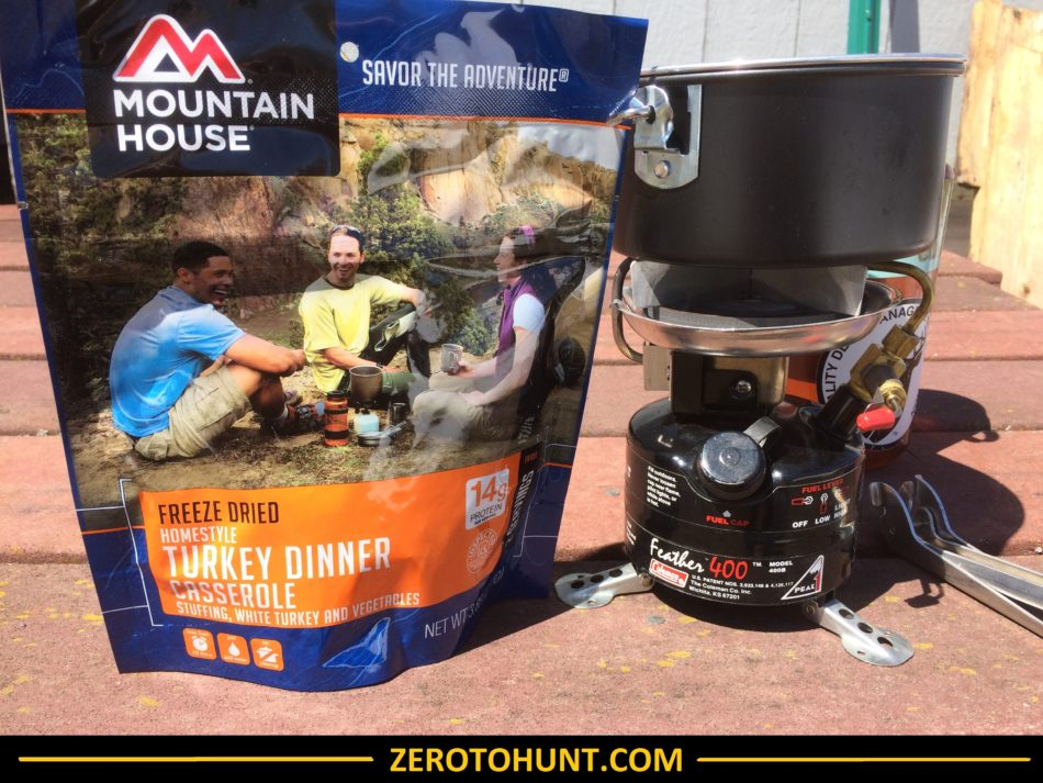 Mountain House Food Review: Freeze Dried Food Pouches