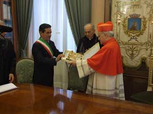 Ciancio Torremaggiore Cardinale Martins