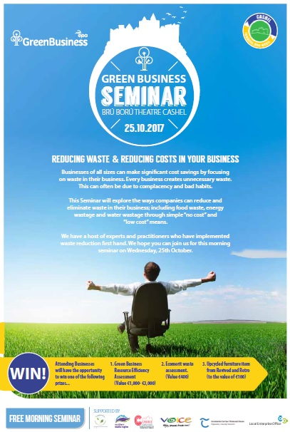Green Business Seminar 25th oct pg1
