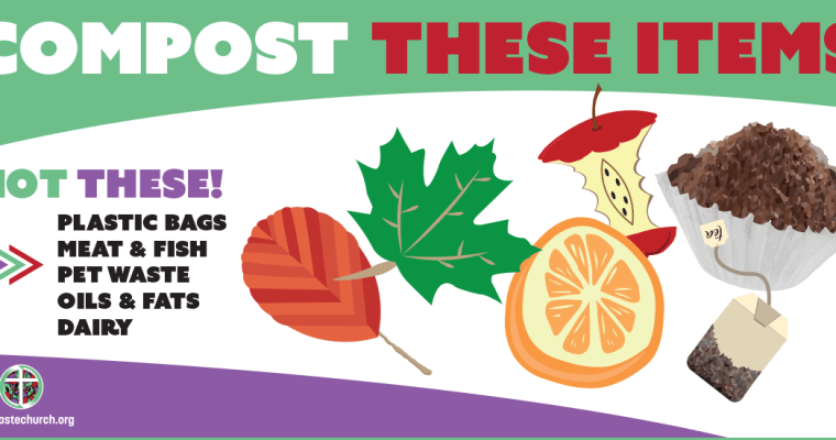 October is Compost Month!