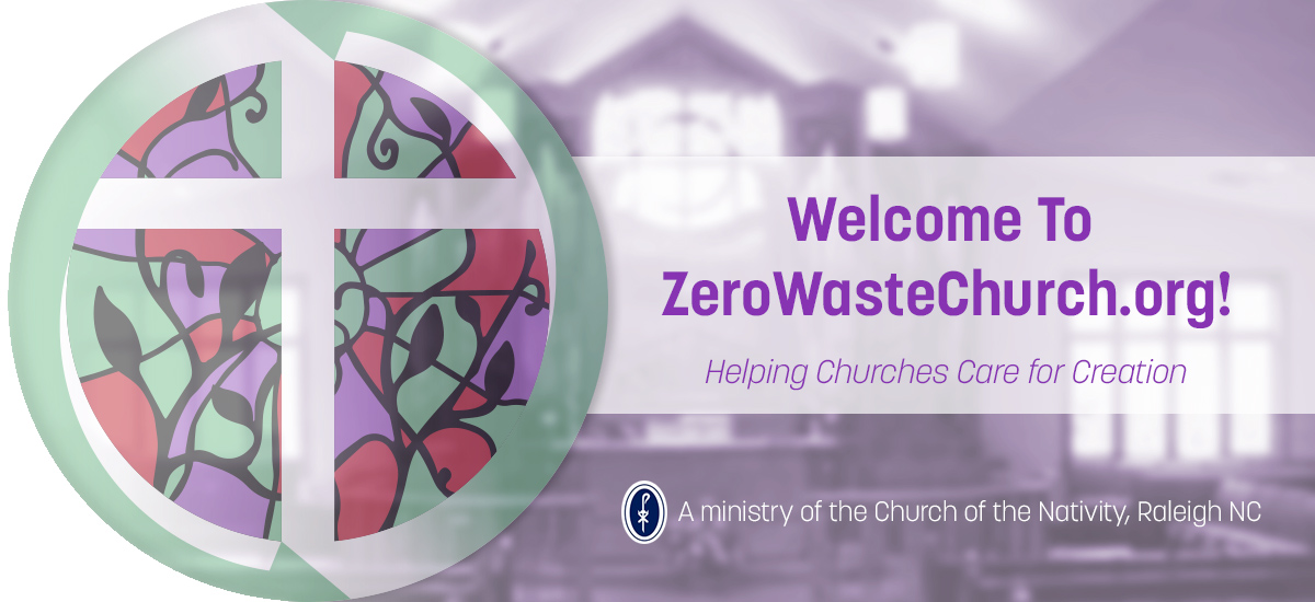 Zero Waste Church Header