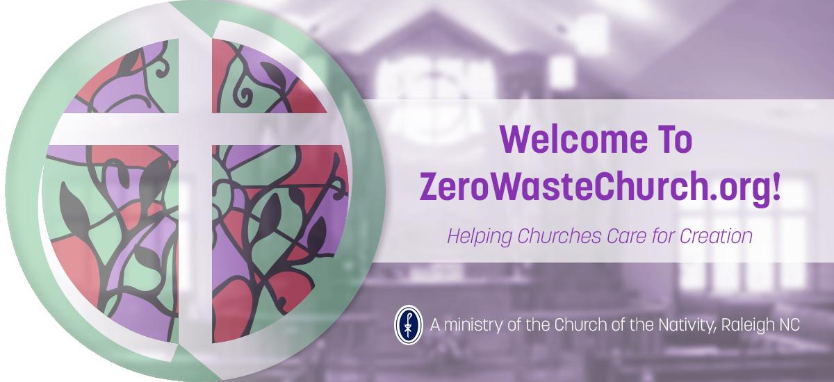 Zero Waste Church Header
