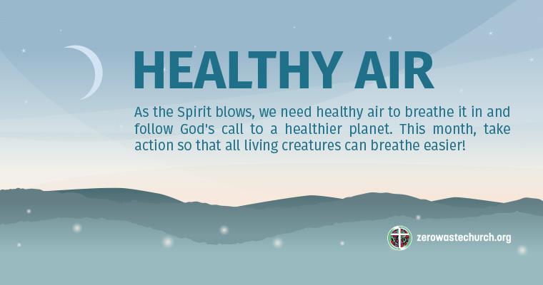 June- Healthy Air