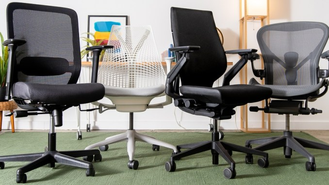 Best Office Chair 2021 The Best Office Chairs in 2021   ZEROX 24