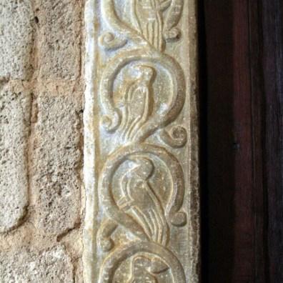 Abbazia Sant'Antimo - Dettaglio