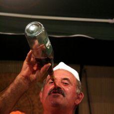 Un gotto di vino per ritrovare l'energia...