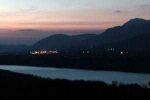 COVA al tramonto