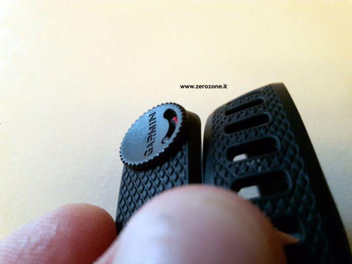 Il nuovo blocco del cinturino