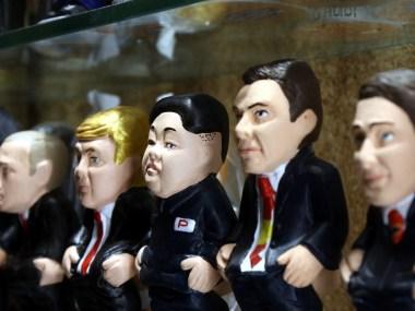 Souvenir world leaders