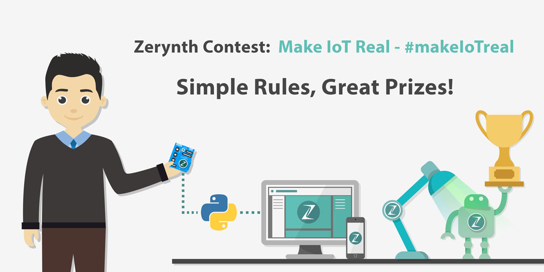 Make Real Life IoT projects using Python and Microcontrollers