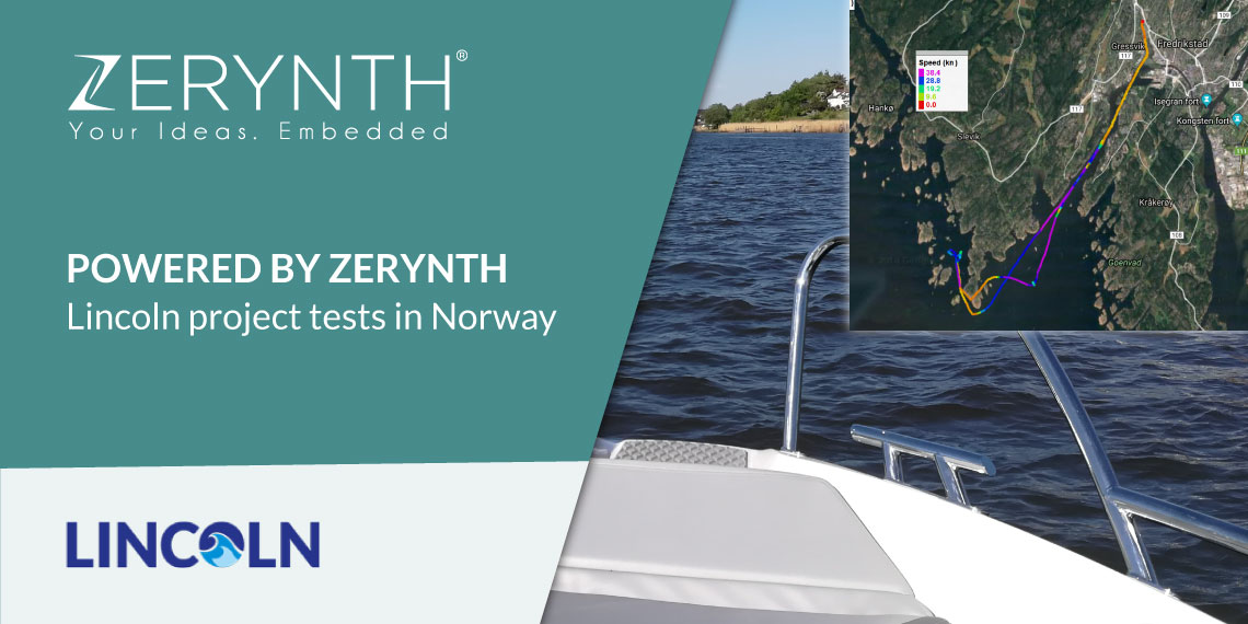 Lincoln Project tests in Norway – Powered by Zerynth