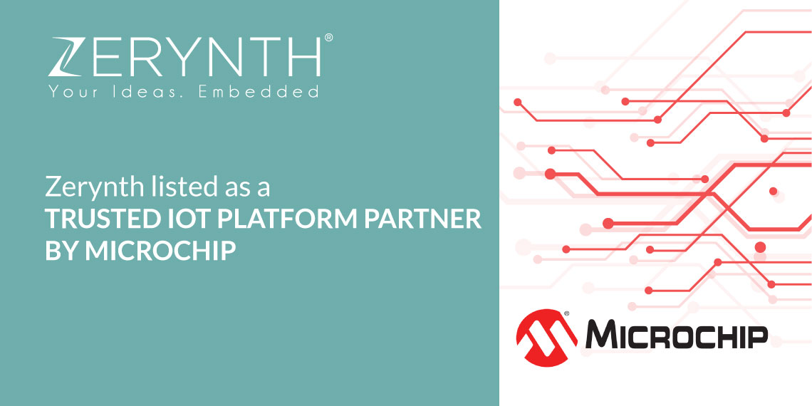 Zerynth listed by Microchip as a trusted IoT partner