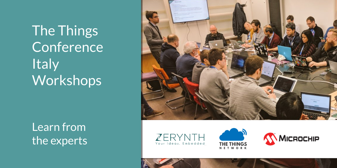 Zerynth Conference Workshop