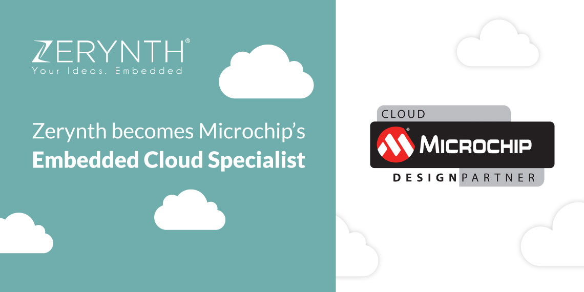 Zerynth becomes Microchip's Embedded Cloud Specialist