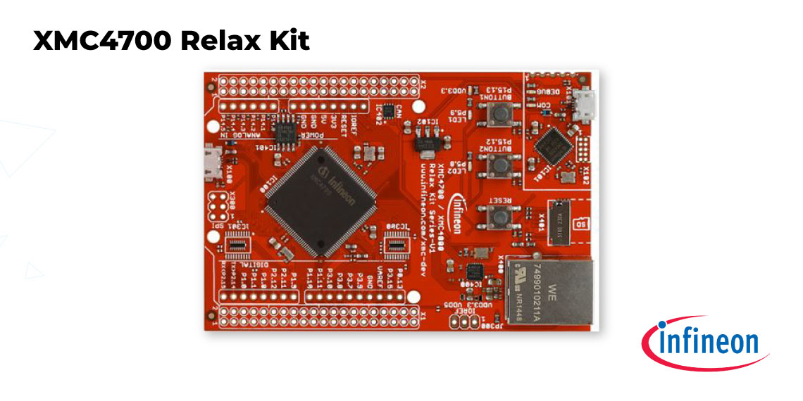 infineon board supported