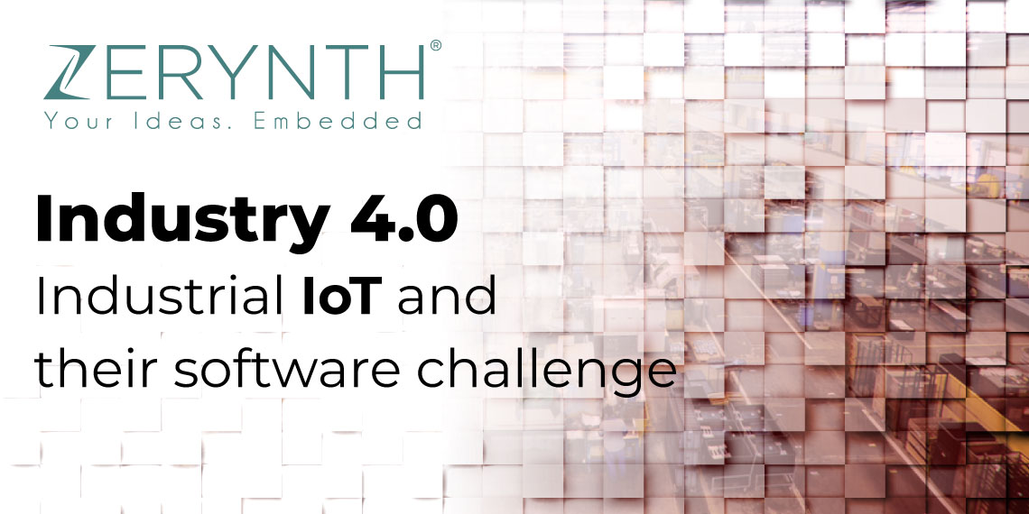 Industry 4.0, Industrial Internet of Things and their software challenge