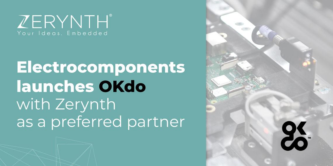 OKdo Zerynth partner post banner