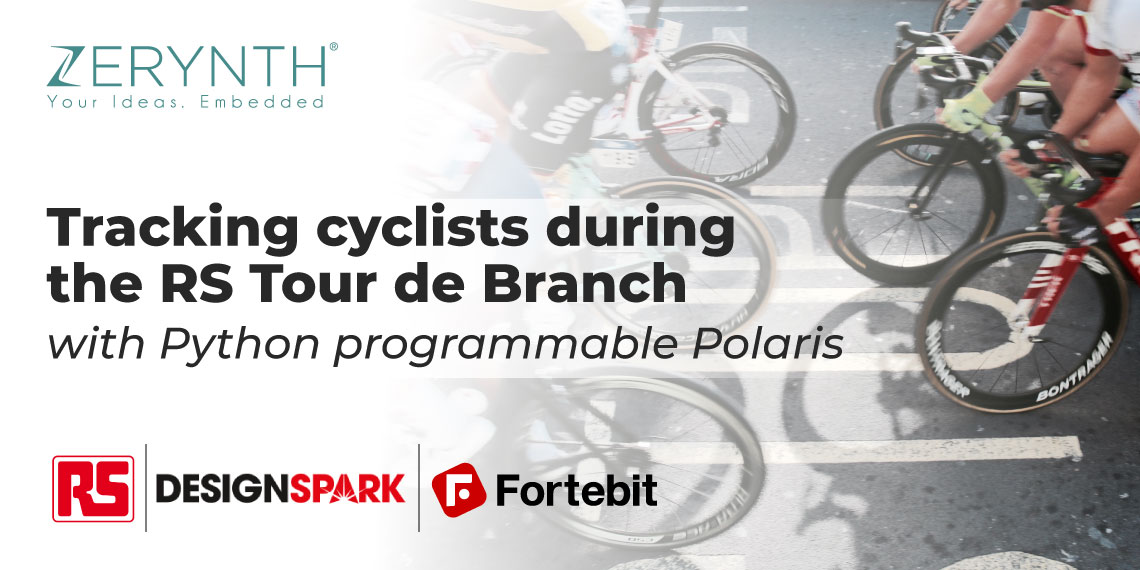 Zerynth Fortebit RS Componenst Tour de Branch